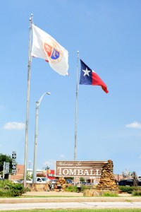 Tomball Flags